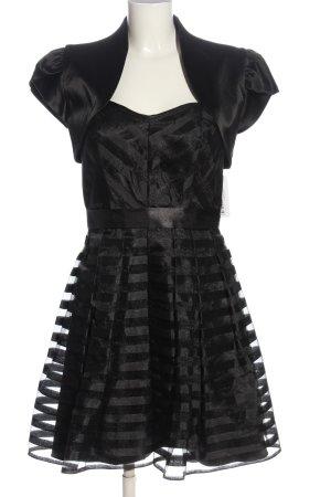 Laona Woven Twin Set black elegant