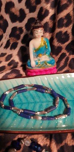 Lapis Armband Set