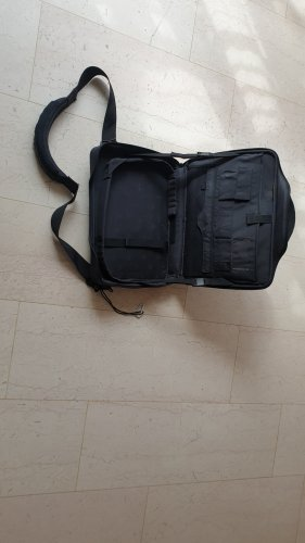 Pataco Laptop bag black