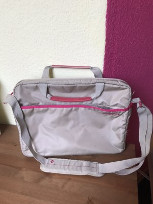 unbekannte Laptop bag oatmeal