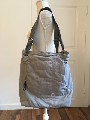 Vaude Laptop bag light grey-grey