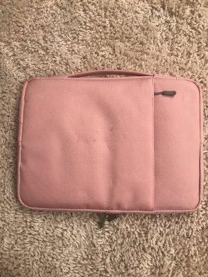 Laptop bag pink-light pink