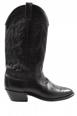 Laredo Western Boots black classic style