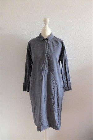Lareida Scandi clean Schlupf Blusenkleid grau Gr. 36 S