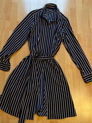 Lauren by Ralph Lauren Shirtwaist dress dark blue-white