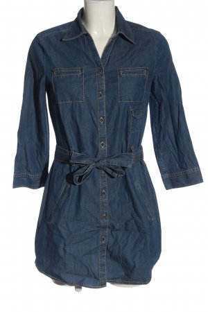 Larissa Denim Dress blue casual look