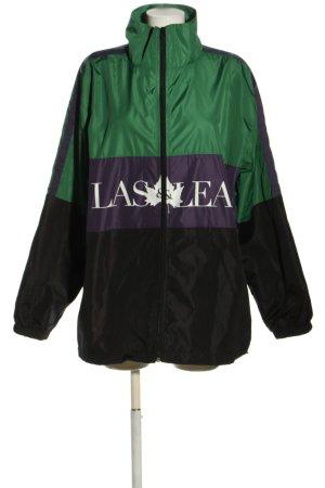 Las & Leaf Oversized Jacke