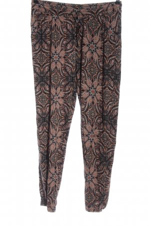 Lascana Baggy Pants abstract pattern casual look