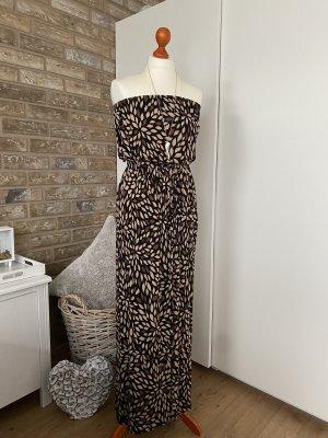 Lascana Bandeau Dress multicolored