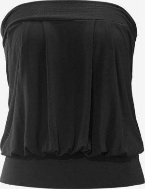 Lascana Koszulka basic czarny