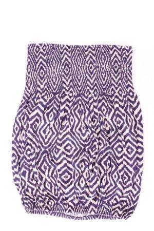 Lascana Haut bandeau violet-mauve-violet-violet foncé viscose