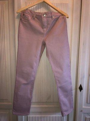 Lascana 7/8 Length Trousers dusky pink