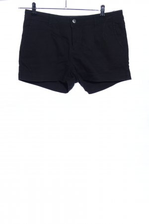 Lascana Hot Pants schwarz Casual-Look