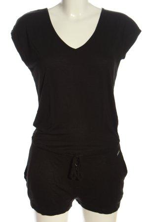 Lascana Jumpsuit schwarz Casual-Look