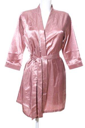 Lascana Kimono roze casual uitstraling