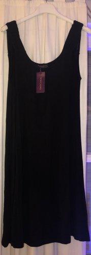 Lascana Robe à bretelles noir