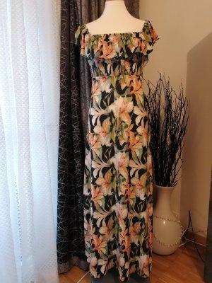 Lascana Vestido strapless multicolor