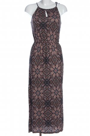 Lascana Vestido largo estampado con diseño abstracto look casual