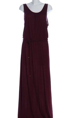 Lascana Robe longue rose style décontracté