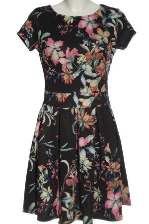 Lascana Robe de cocktail motif de fleur style décontracté