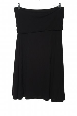Lascana Midi Skirt black business style