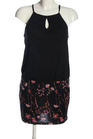 Lascana Minikleid Blumenmuster Casual-Look