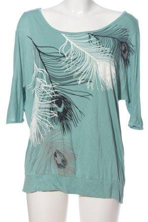 Lascana Print-Shirt Motivdruck Casual-Look