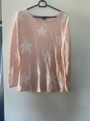 Lascana Shirt Pulli XS S rosa Sterne