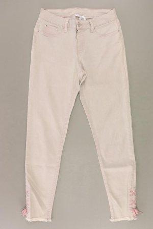 Lascana Jeans skinny vieux rose-rosé-rose clair-rose coton
