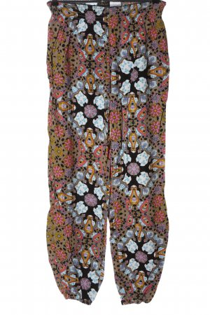 Lascana Jersey Pants abstract pattern casual look