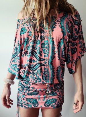 Lascana Robe Hippie multicolore
