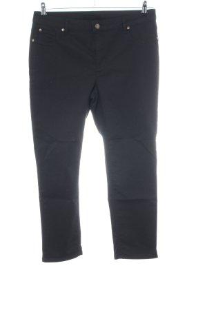 Lascana Stretch broek zwart casual uitstraling