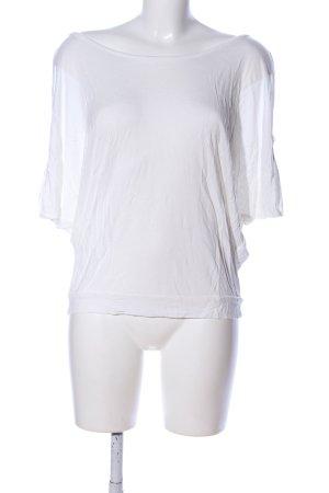 Lascana T-shirt blanc style décontracté