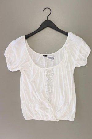 Lascana T-Shirt natural white viscose