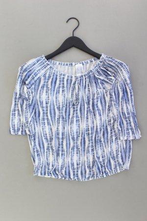 Lascana T-Shirt Größe 36/38 Kurzarm blau