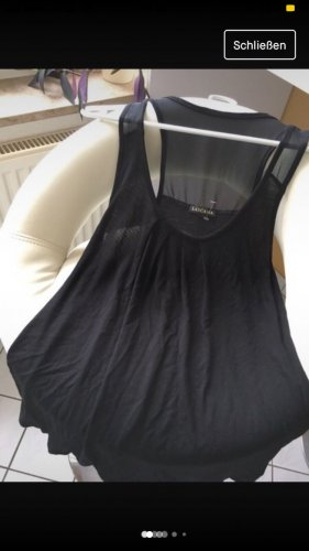 Lascana Basic Top black