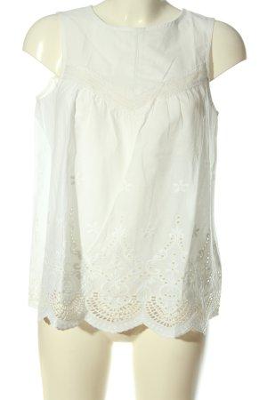 Lascana Camisa de mujer blanco look casual
