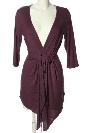 Lascana Kopertowa bluzka brązowy W stylu casual