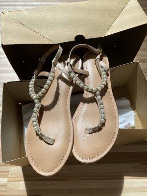 Lascana Toe-Post sandals multicolored