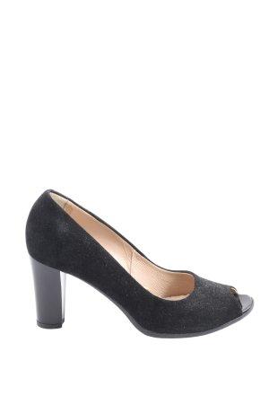 Lasocki Peep Toe Pumps black casual look