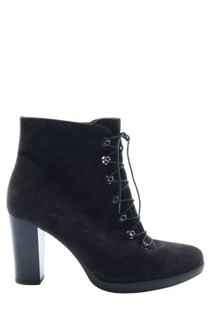 Lasocki Reißverschluss-Stiefeletten schwarz Elegant