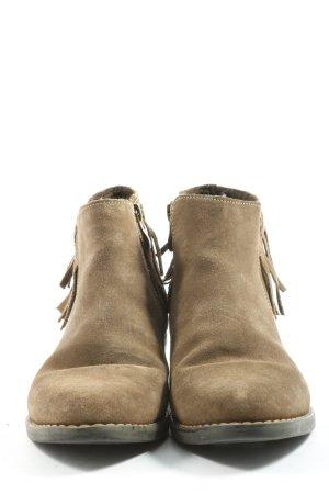 Lasocki Reißverschluss-Stiefeletten bronzefarben Casual-Look
