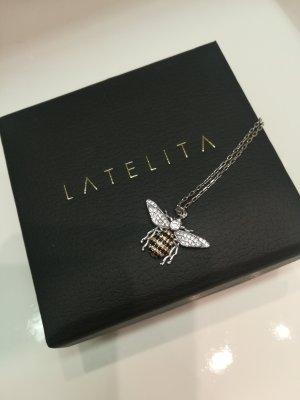 LATELITA Halskette mit Anhänger / Biene