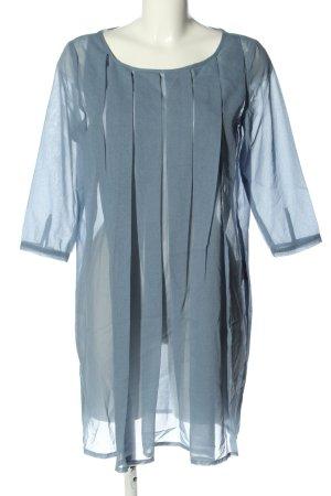 Latina Strandkleid blau Casual-Look