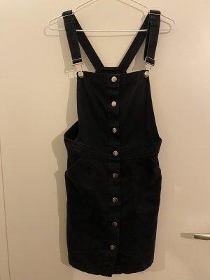 H&M Divided Robe en jean noir