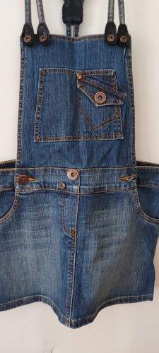LIMITED EDITION Jeansowa sukienka niebieski