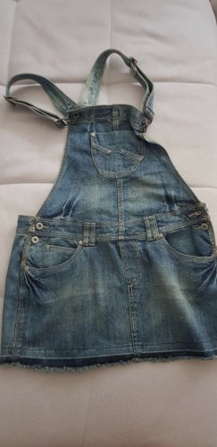 Review Robe en jean bleu