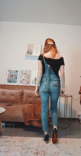 Zara Peto azul-azul neón