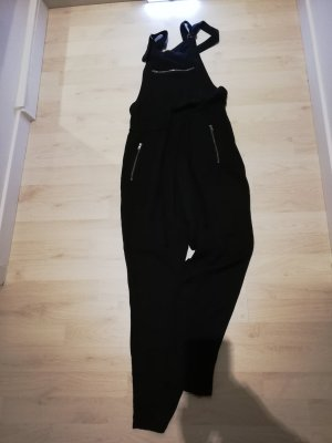 Review Dungarees black