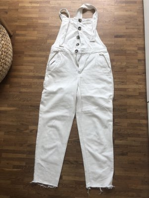 H&M Basic Overall wolwit
